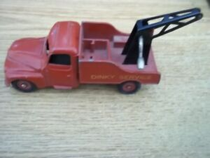 vintage dinky 35 a Citroen 23  tow truck 1:50 scale