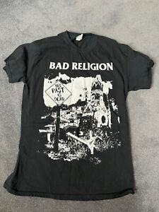 Bad Religion The Past Is Dead T-Shirt M Black