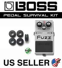 BOSS CS-2 FZ-3 DM-3 CE-2 OD-1 RUBBER GROMMET GUITAR PEDAL UPGRADE KIT 5 PACK