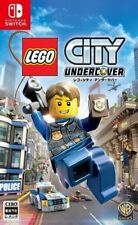 New Nintendo Switch LEGO (R) City under cover Warner Entertainment Japan F/S