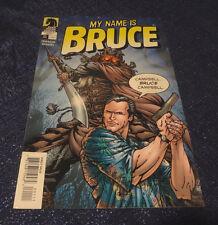 MY NAME IS BRUCE ONE SHOT #1 DARK HORSE BRUCE CAMPBELL Comic Book