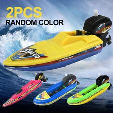 2 Stück Badespielzeug Boot Kinder Badewannenspielzeug Wasserspielzeug Badespaß