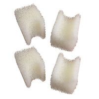 4 x Compatible Foam Filter Pads Suitable For Fluval U1 Aquarium Internal Filter