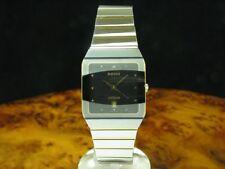 Rado Diastar Anatom Keramik / Gold Mantel Herrenuhr mit Datum / Ref 152.0366.3