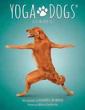 Yoga Dogs Yoga Dog Yoga Pet Deck & Book Set oracle tarot self improvement
