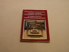 RARE, Excellent Apple II Assembly Language Programming Book, 1982