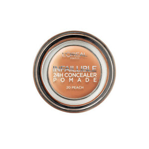 L'Oreal Infallible 24h Creamy Concealer Pomade 20 Peach