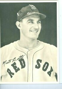 1948 Boston Red Sox Picture pack baseball set (minus ted williams, goodman)