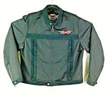 Harley Davidson Men's Size XL Black Motorcycle Riding Jacket, 97513-05VM
