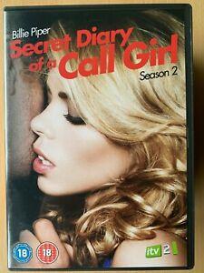 Secret Diary of a Call Girl Season 2 DVD British Prostitution Series Box Set
