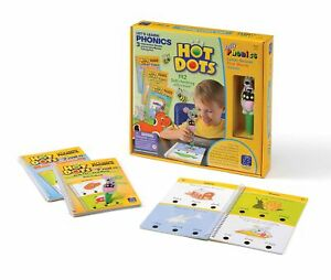 Learning Resources Hot Dots Let's Learn! Phonics