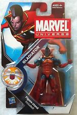 "MARVEL UNIVERSE SERIES 3 #11 ""GLADIATOR"" 3.75"" INCH ACTION FIGURE MOC NEW 2010"