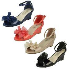 Sandales beige pour fille de 2 à 16 ans