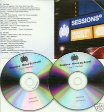 AXWELL Sessions UK 23-trk promo test 2-CD MINISTRY OF SOUND
