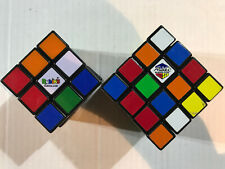 Set of 2 Genuine Rubik's Cubes ~ 4 x 4 & 3 x 3