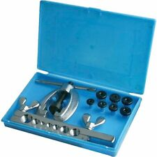 Pipe Flaring Kit, 9-tlg. Flanging Device, Chuck Jaws, Flare Tool