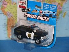 MAISTO 1998 FORD FRESH METAL POWER RACER POLICE BOMB SQUAD SPD 9 BRAND NEW