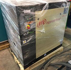Schraubenkompressor Ingersoll Rand R5,5ie 9,5bar, 5,5kW, 0,7m³/min Kältetrockner