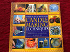 Encyclopedia Of Candlemaking Techniques : A Step-By-Step Visual Directory By San