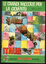 album PANINI - Italia patria nostra 1968 - Figurina PERFETTA NEW sticker N. 200
