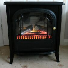 Dimplex Club Electric Fire Optiflame Elite Stove CLB20L Excellent Condition