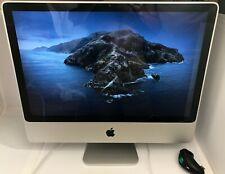 "Apple iMac 24"" Core 2 Duo 3.06GHz - 4GB DDR2 - 500GB HD - DVD/RW"
