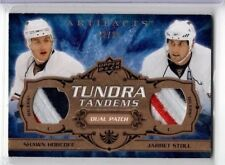 2008-09 ARTIFACTS TUNDRA TANDEMS PATCH HORCOFF STOLL #TT-SH 23/35