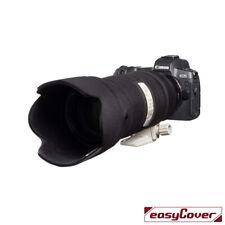 easyCover Lens Oak BLACK Neoprene Sleeve for Canon EF 70-200mm f/2.8L IS II USM