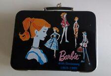 1999 Anniversary Edition Hallmark Barbie Mini Lunchbox