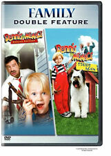 DENNIS THE MENACE & DENNIS MENACE STRIKES AGAIN - DVD - Region 1