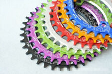 Round 32/34/36/38T Bike Chainring 96BCD Bicycle Chainring Sprocket Chain Rings