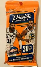 2017-18 PRESTIGE Basketball Card Pack. NEW!