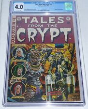 Tales From the Crypt #33 Universal Grade Comic 4.0 Origin of the Crypt Keeper