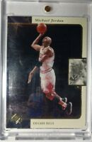 MICHAEL JORDAN 1995-96 Upper Deck SP GOLD FOIL Back, Very Rare PROMO SAMPLE #23