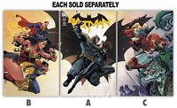 BATMAN #50A-50C SIGNED BY JOE MADUREIRA ~ Each Sold Separately