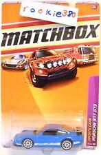 2011 MATCHBOX #14 SPORTS CARS ∞ PORSCHE 911 GT3 ∞ BLUE
