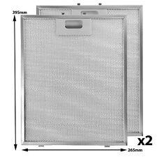 NEFF Genuine Oven Cooker Hood Kitchen Vent Extractor Aluminium Mesh Filter x 2