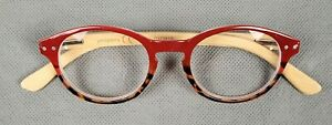 Peepers 2433 Galleria 2.00 PD Wood Reading Glasses Frames