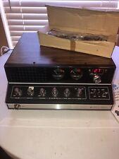 Vintage Cobra 142 Gtl Base Station Cb Radio