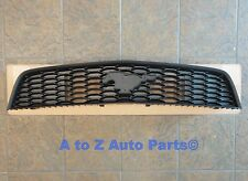 NEW 2010-2012 Ford Mustang Black UPPER Radiator Grille Assembly, OEM Ford