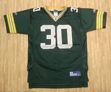 Green Bay Packers #30 Ahman Green Reebok Jersey ~ Youth Large L ~ NFL Football
