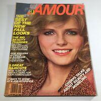 VTG Glamour Magazine: September 1978 - Cheryl Tiegs Cover No Label/Newsstand