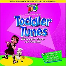 Cedarmont Kids - Classics: Toddlers Tunes [New CD]