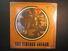 The Vintage Jolson, Pelican Records LP-111, sealed LP, Al Jolson