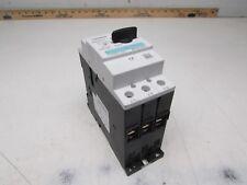 SIEMENS SIRIUS 3RV1431-4FA10 MANUAL MOTOR CONTROLLER 40FLA  NICE TAKEOUT M/O