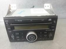 NISSAN NAVARA STEREO/HEAD UNIT D40 (VIN MNT), 6 STACK CD PLAYER, 09/05-08/15 05