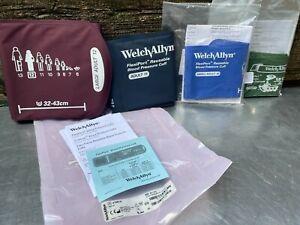 Welch Allyn Family Practice Blood Pressure FlexiPort Cuff Kit Set 9-12