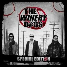 The Winery Dogs [Special Edition] [Digipak] by The Winery Dogs (CD, Apr-2014,...