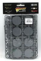 Warlord Games WG-BASE-30 Bag of Round Bases (25mm, 40mm, 60mm, Lozenge) Plastic