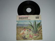 "BOB MOORE & HIS ORCHESTRA - Mexico / Hot Spot 7"" LONDON DL 20 452"